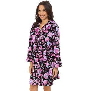 Vera Bradley Hooded Robe